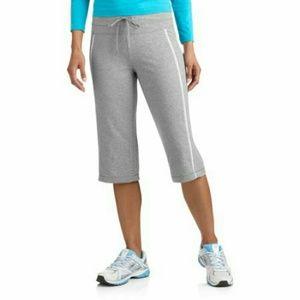 • {Danskin Now} Gray Bermuda Shorts